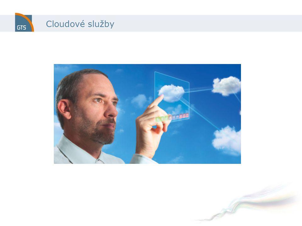 Cloudové služby