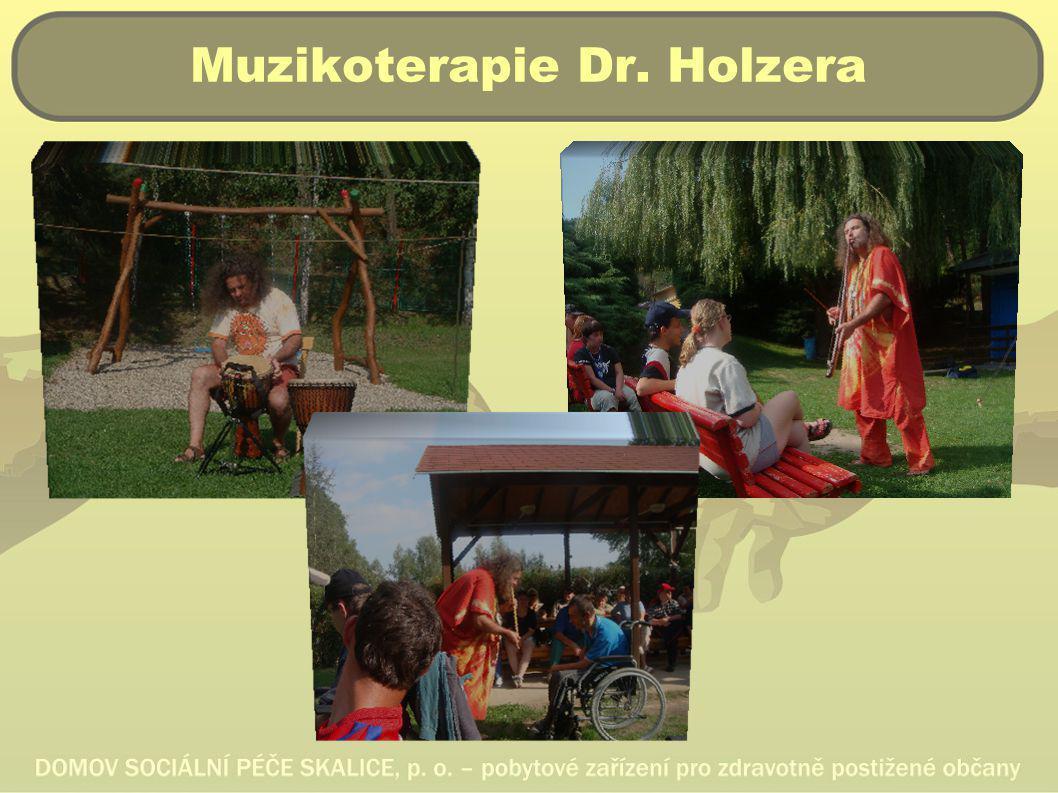 Muzikoterapie Dr. Holzera