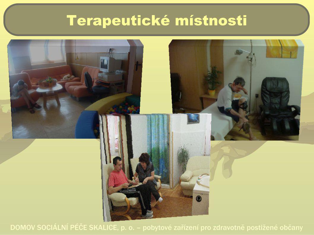Terapeutické místnosti