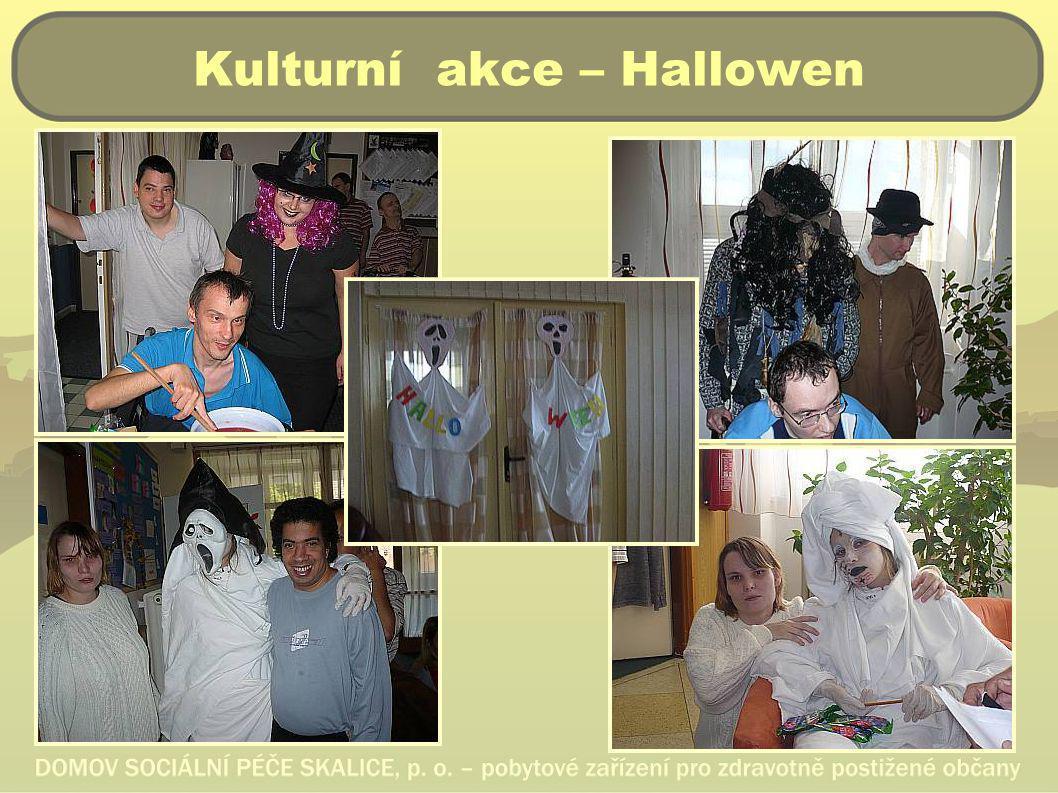Kulturní akce – Hallowen