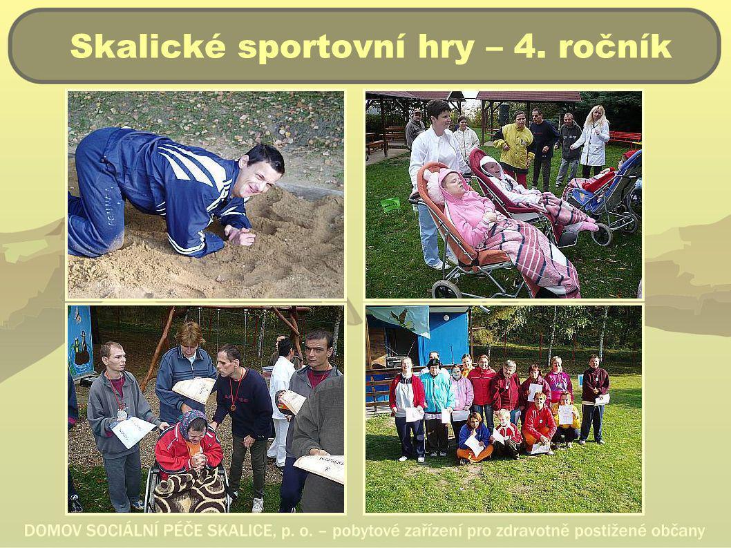 Skalické sportovní hry – 4. ročník