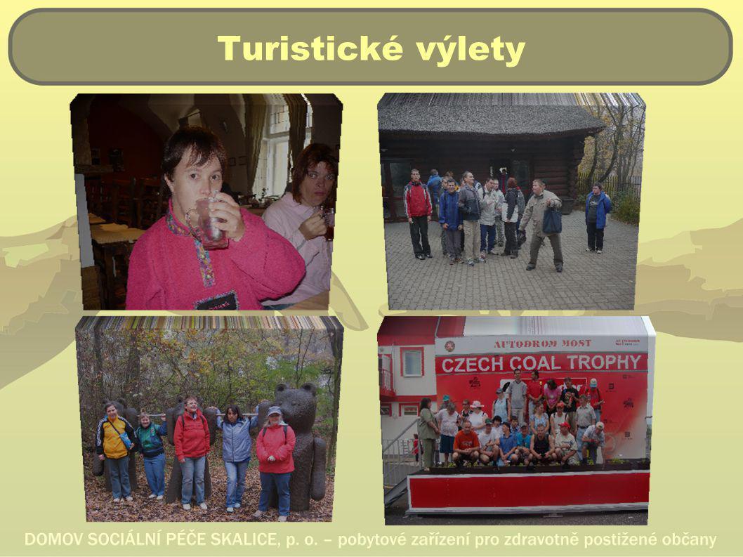 Turistické výlety