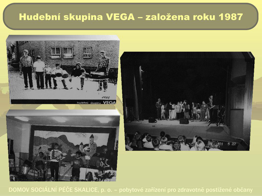 Hudební skupina VEGA – založena roku 1987