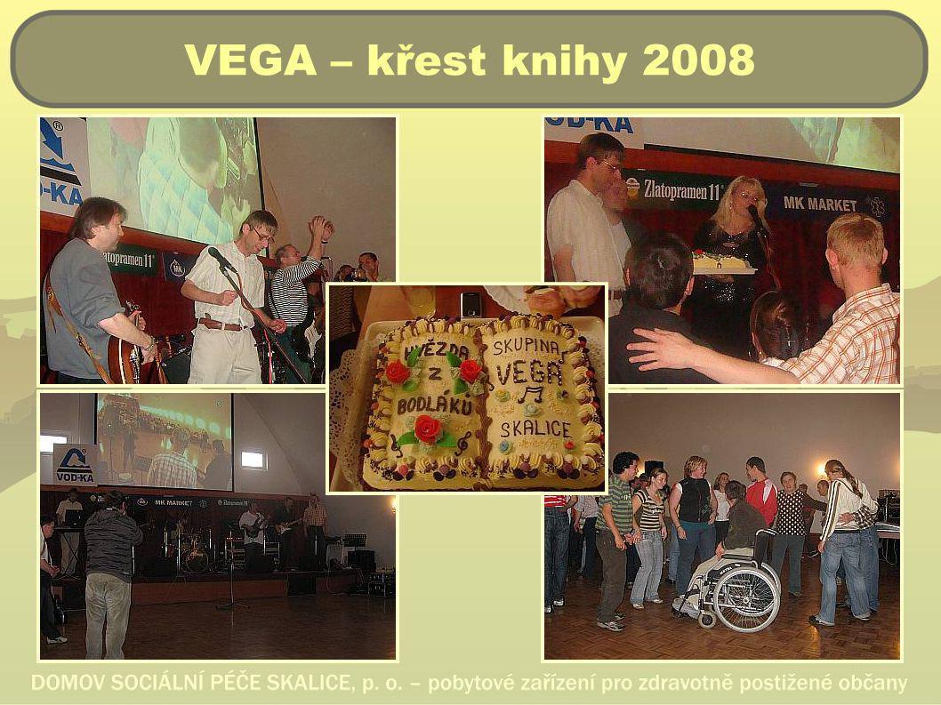 VEGA – křest knihy 2008