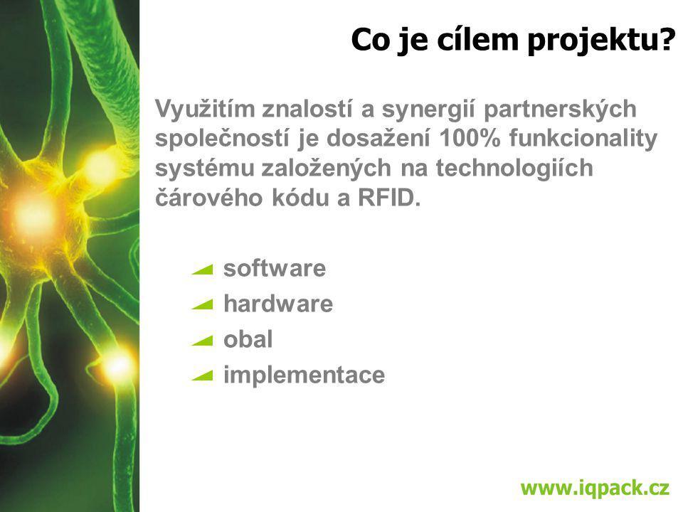 Co je cílem projektu.