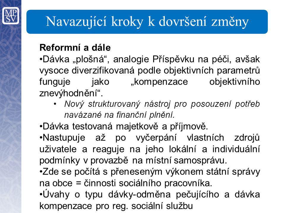 Rok 2014 Sociální práce na obcích – mj.článek pro tvorbu sítě soc.