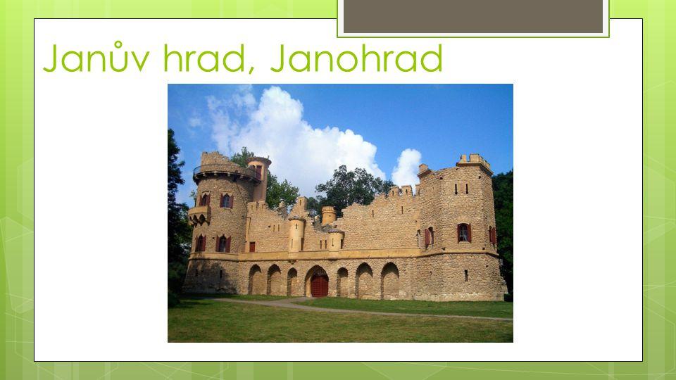 Janův hrad, Janohrad