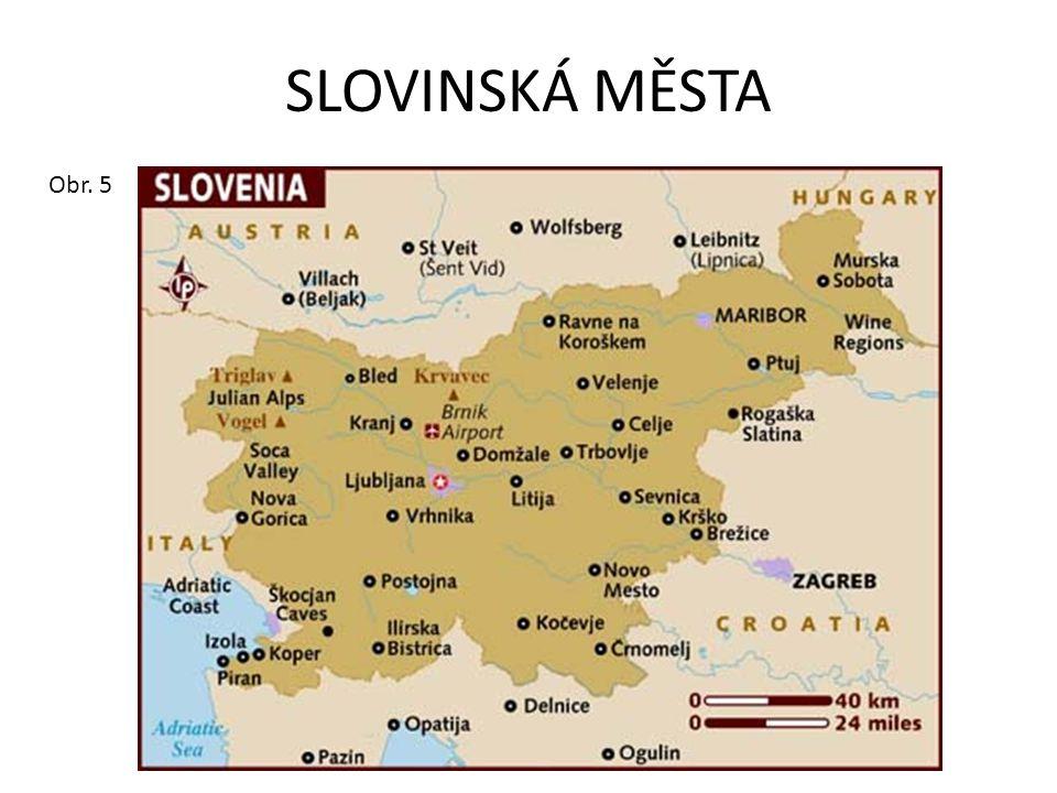 SLOVINSKÁ MĚSTA Obr. 5