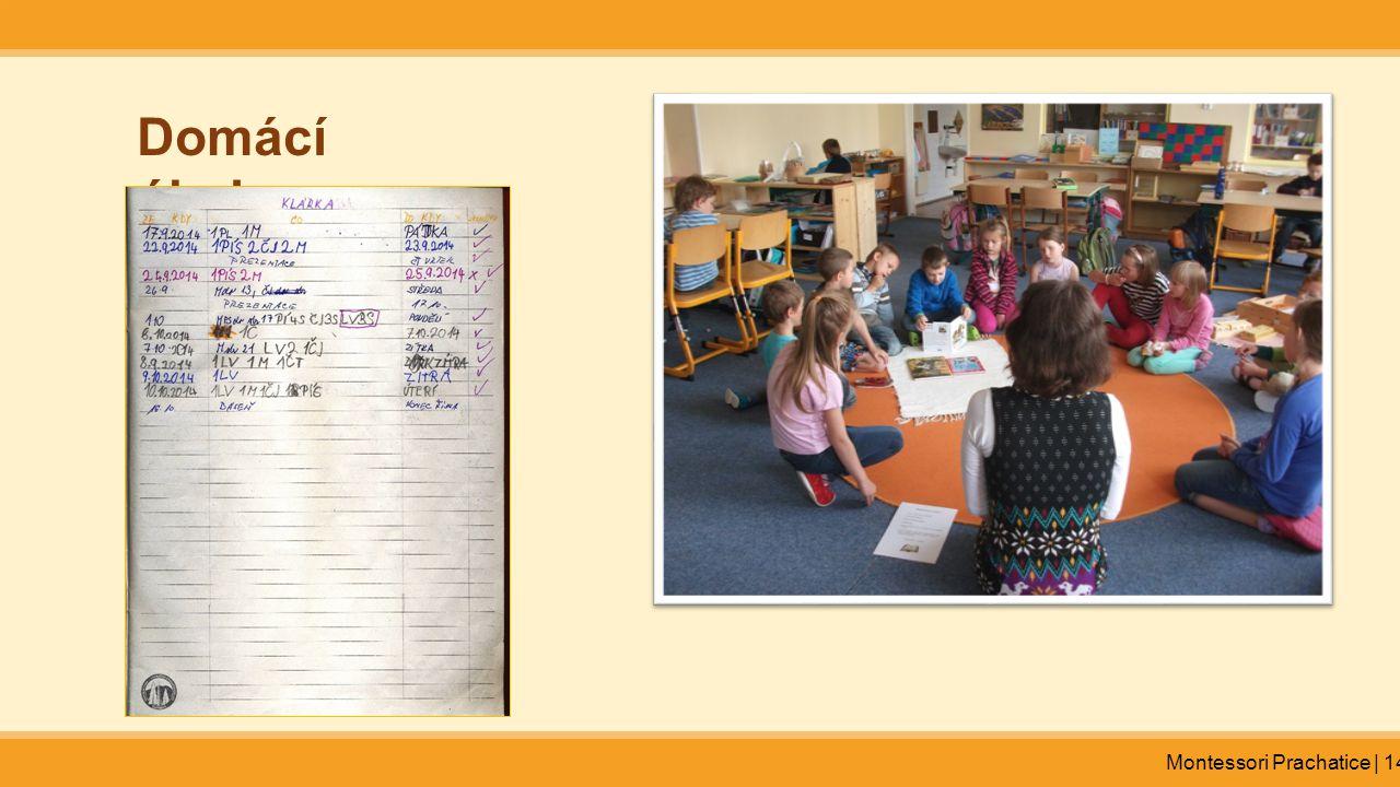 Montessori Prachatice | 14 Domácí úkoly