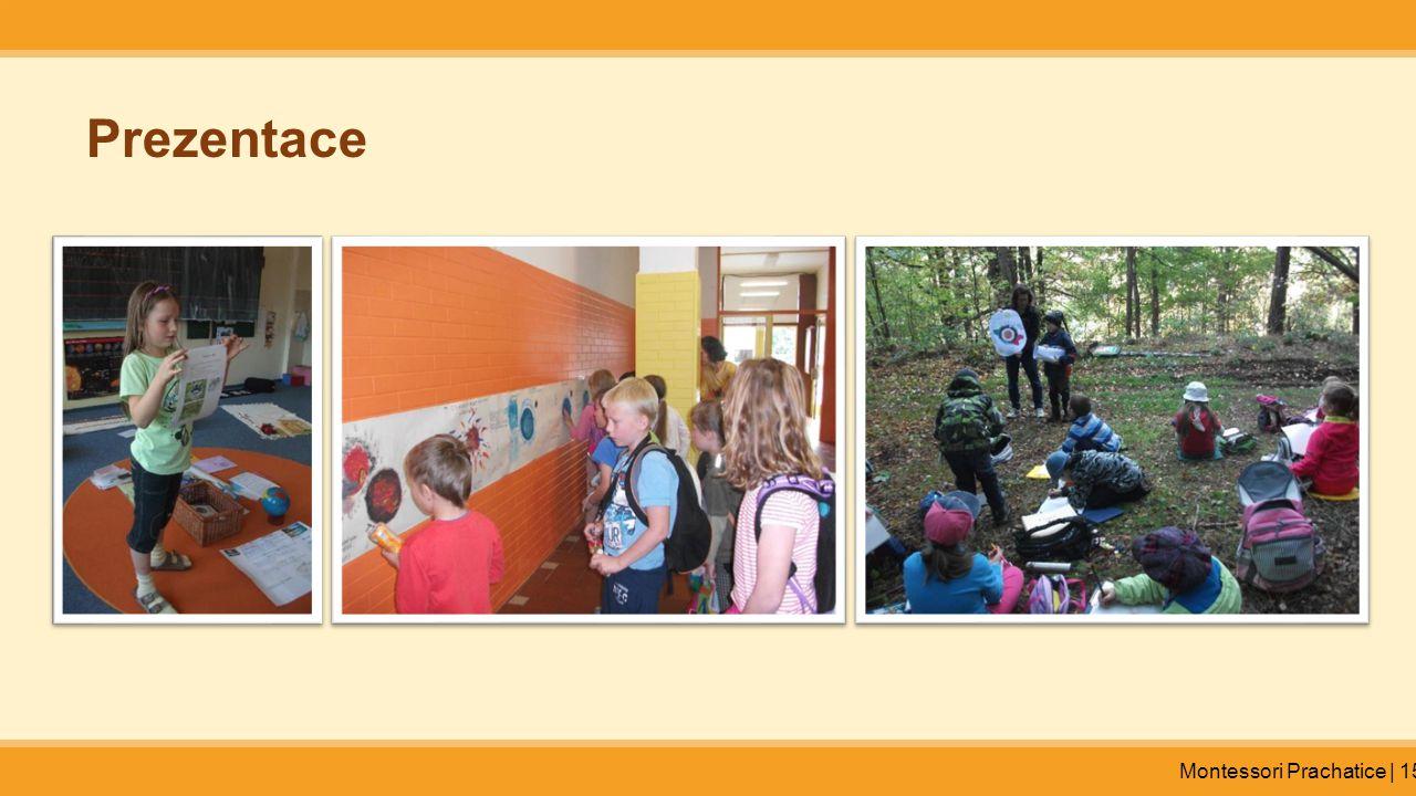 Montessori Prachatice | 15 Prezentace