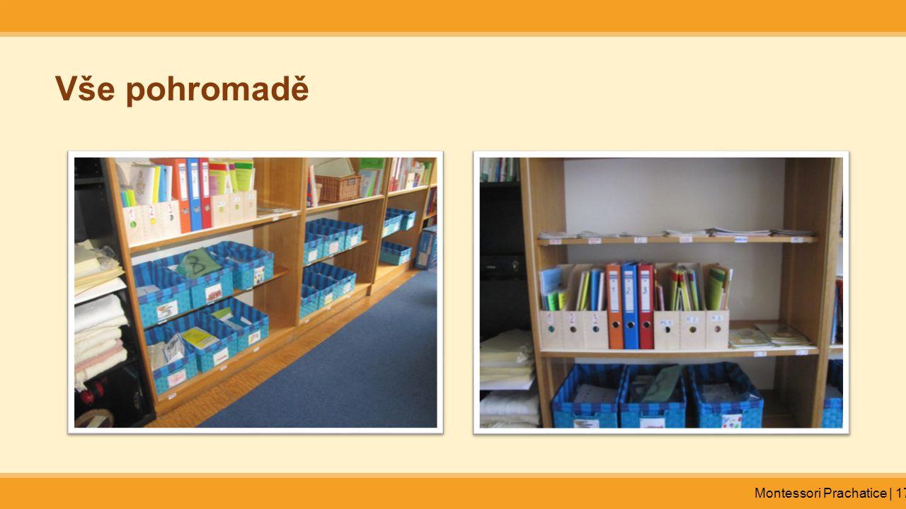 Montessori Prachatice | 17 Vše pohromadě