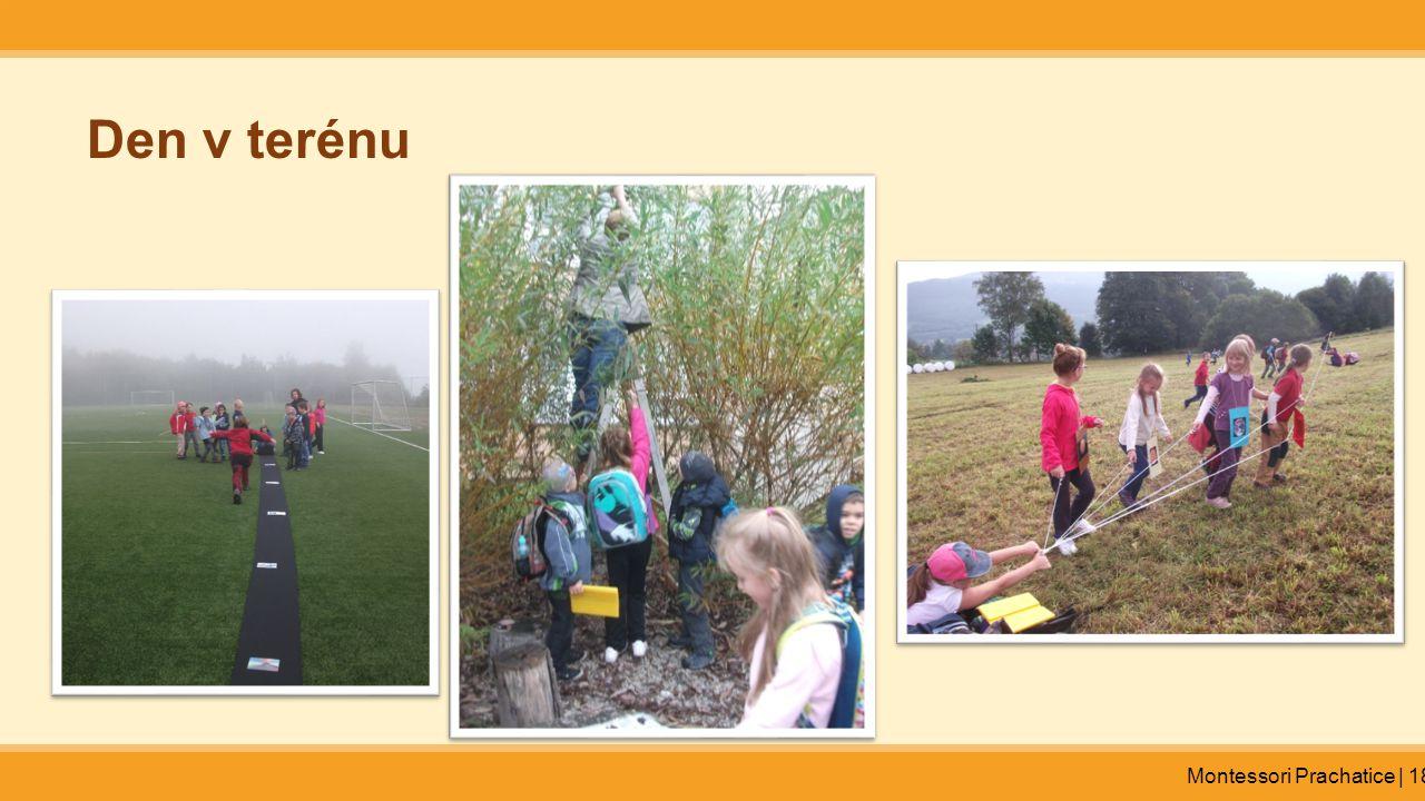 Montessori Prachatice | 18 Den v terénu