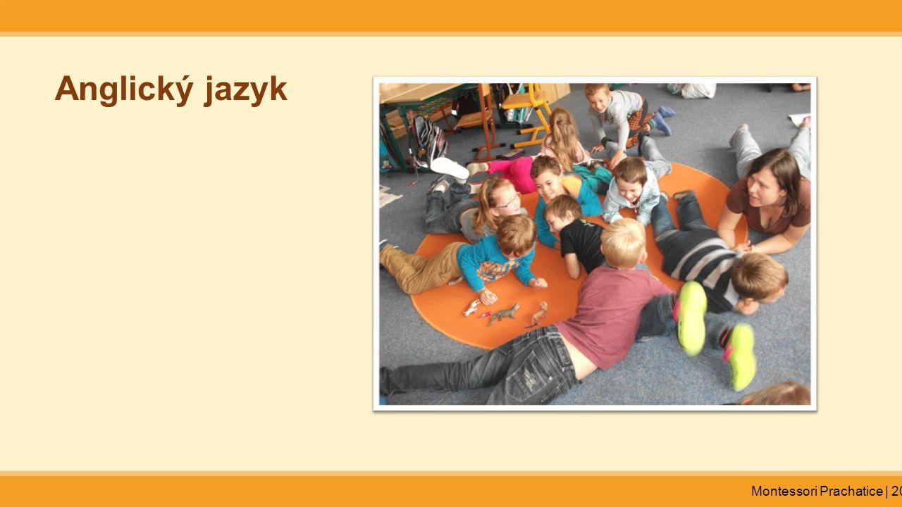 Montessori Prachatice | 20 Anglický jazyk