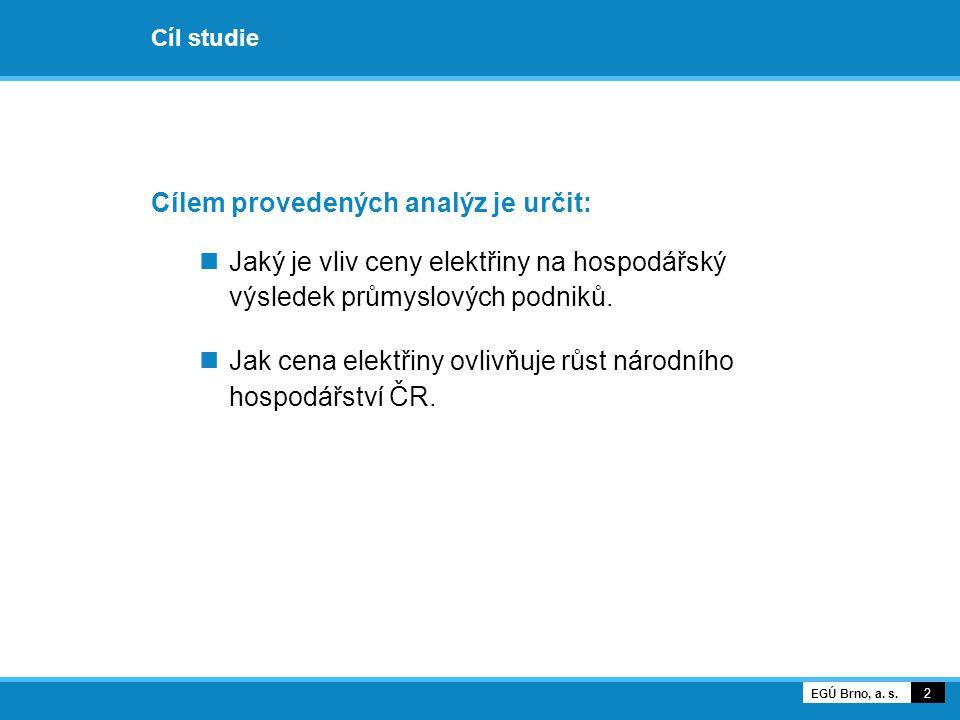 Odpovědi studie 3.Jaký bude mít vývoj cen elektřiny v EU dopad na český trh s elektřinou.
