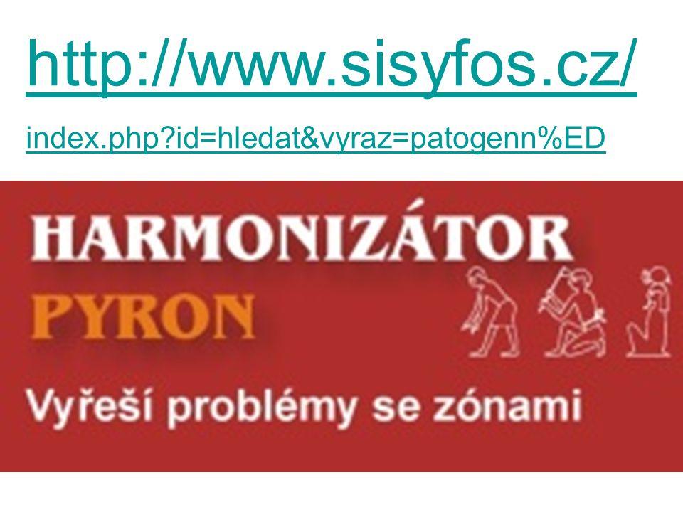 http://www.sisyfos.cz/ index.php?id=hledat&vyraz=patogenn%ED