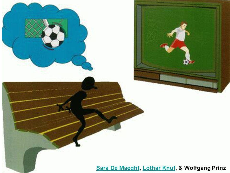 Pouhá představa pohybu nevědomky vyvolává nervové vzruchy, a ty ji transformují na pohyb příslušných svalů.