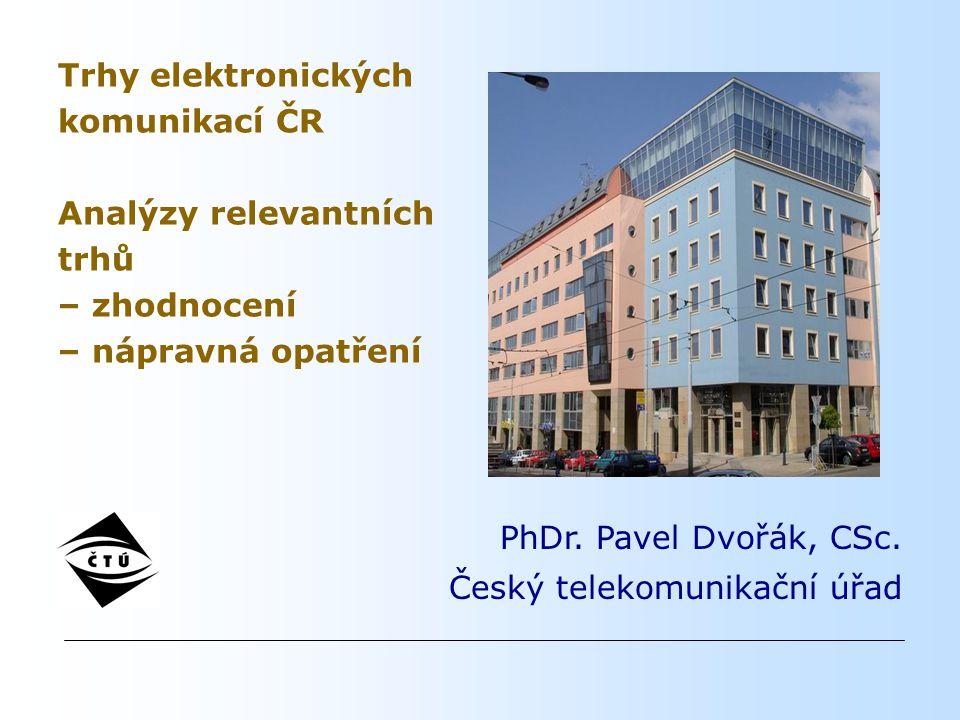 PhDr. Pavel Dvořák, CSc.