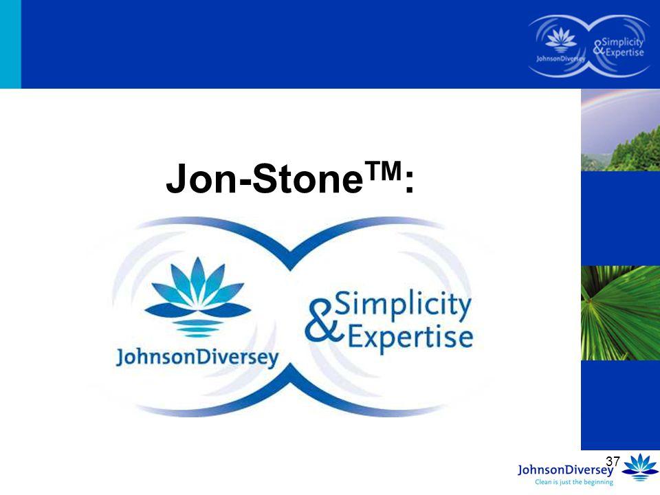 37 Jon-Stone TM :