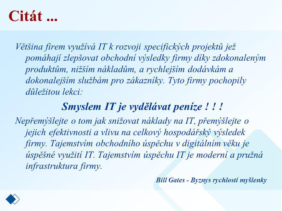 Konkurenční schopnost podniků v ČR...