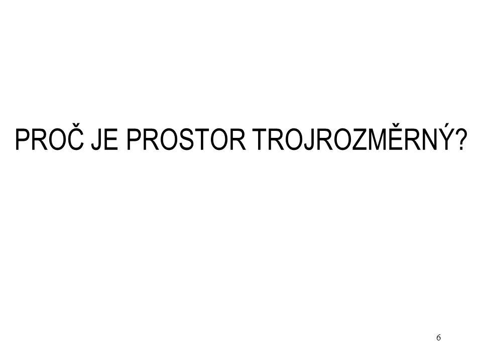 57 Bohrova teorie vodíku v R n : shrnutí Postup podle Bohra použit Ehrenfestem Dvě podmínky pro Bohrův poloměr a Hartreeho energii Má – jak víme dnes – semiklasický charakter Výsledek Výrazná patologie pro n=4 Pro n≥5  s rostoucím k se poloměry smršťují  energie jsou kladné a rostou bez omezení