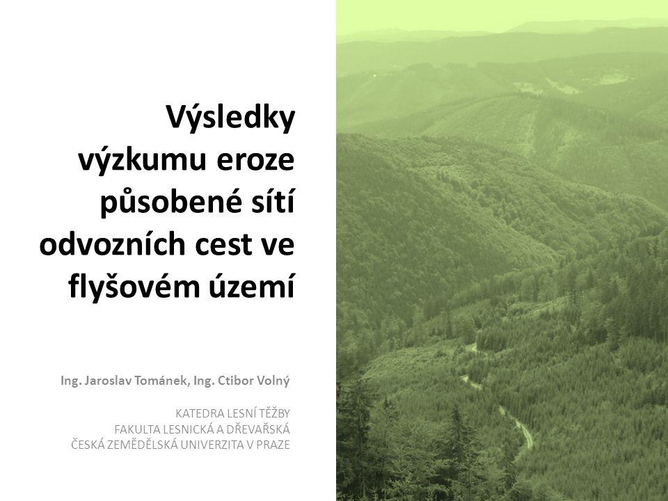 Význam lesních cest LDS umožňuje hospodaření v komplexech lesních porostů Význam pro: těžba a dopravou dřeva pěstování lesa doprava osob a materiálu průjezd vozidel záchranné služby, policie, …