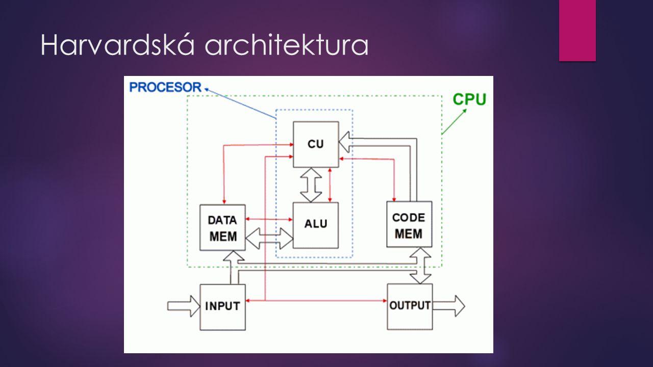 Vstupní zařízení  Vstupní jednotky – vstup dat a programů  Klávesnice, myš, HDD  Ze vstupní jednotky jsou data a programy ukládány do paměti  Výpočty provádí ALU (aritmeticko-logická jednotka) – čte data z paměti a zpět do paměti ukládá výsledky a mezivýsledky