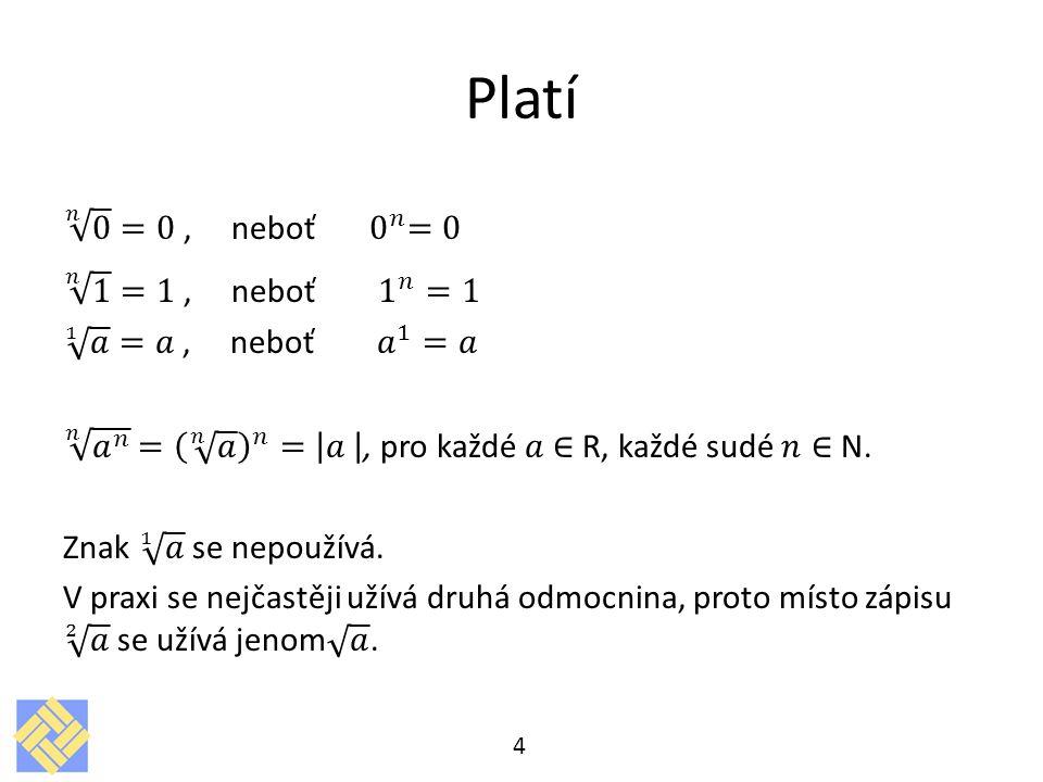 Platí 4