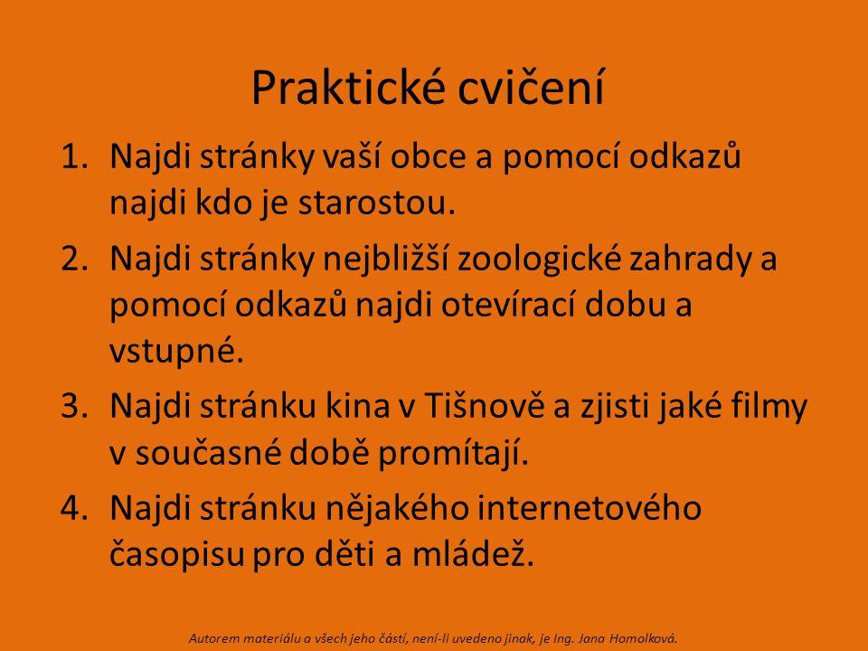 Použité zdroje Literatura: VANÍČEK, J.Informatika pro 1.