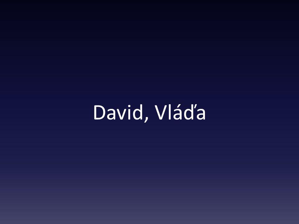 David, Vláďa