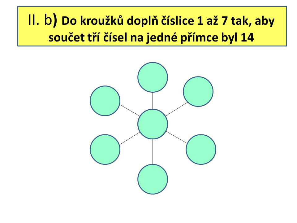 III. a) V úlohách doplňte chybějící číslice 8 6 * 1 – * * 7 * 4 7 4 5 8 6 2 1 – 3 8 7 6 4 7 4 5 