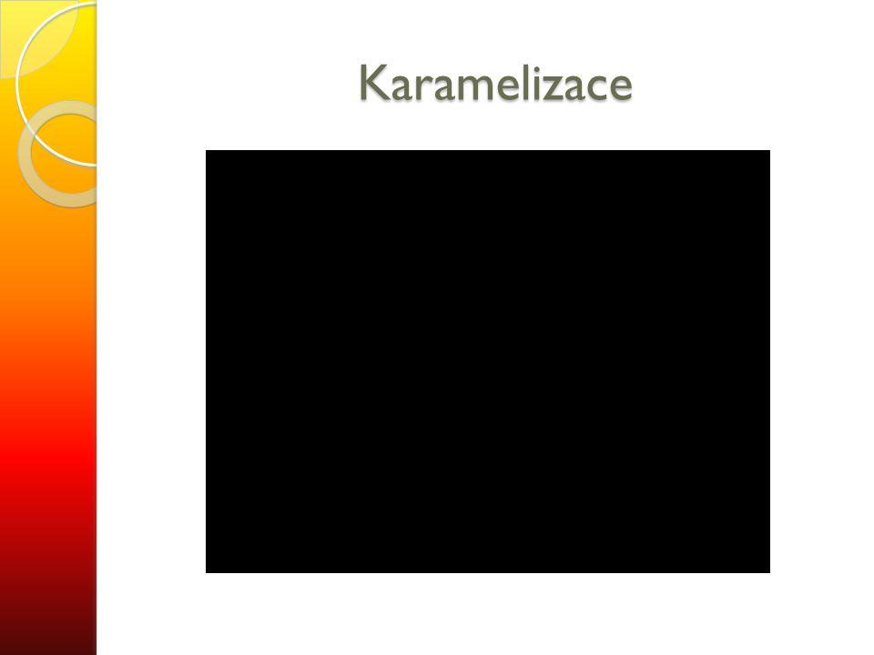 Karamelizace