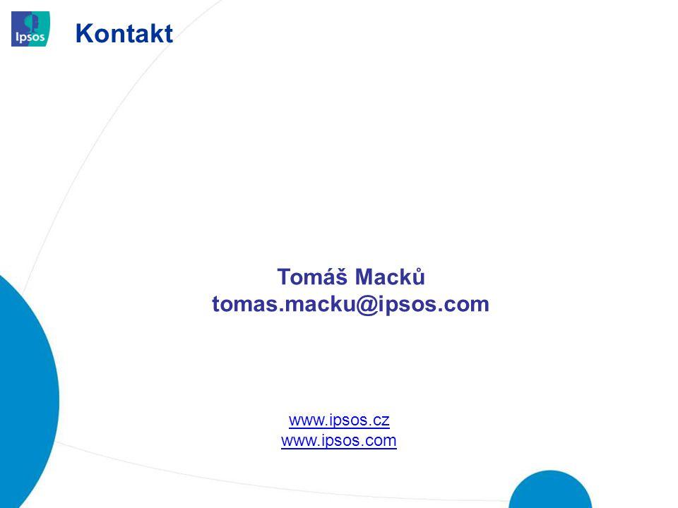 Kontakt 19 www.ipsos.cz www.ipsos.com Tomáš Macků tomas.macku@ipsos.com