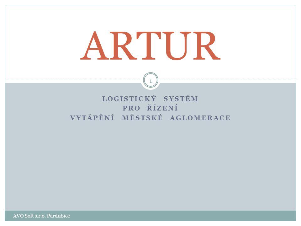 ARTUR – provoz - Havárie Programový modul Havárie zajišťuje centralizovanou správu všech havarijních smluv uzavřených s jednotlivými majiteli objektů.