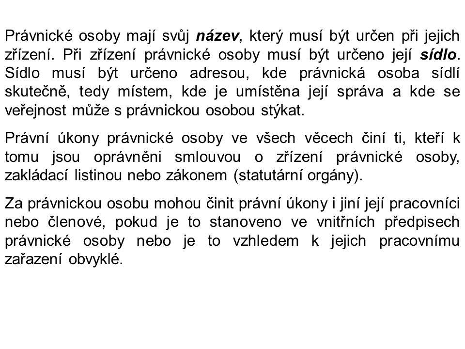 Zahraniční osoby mohou podnikat na území České republiky za stejných podmínek a ve stejném rozsahu jako české osoby, pokud ze zákona nevyplývá něco jiného.