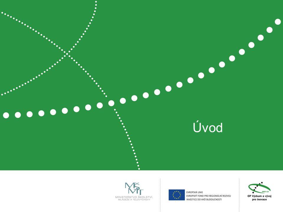 Struktura OP VaVpI Prioritní osa Alokace (€) 1.Evropská centra excelence 806 347 498 2.