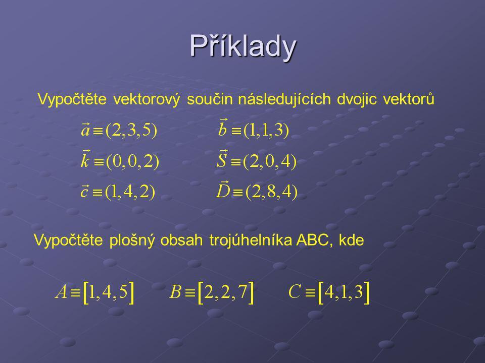Dyádycký součin vektorů Dyádyckým součinem dvou vektorů (dyádou) budeme rozumět matematický objekt, který je ve třírozměrném prostoru charakterizován devíti skalárními veličinami, které můžeme napsat ve formě čtvercové matice: