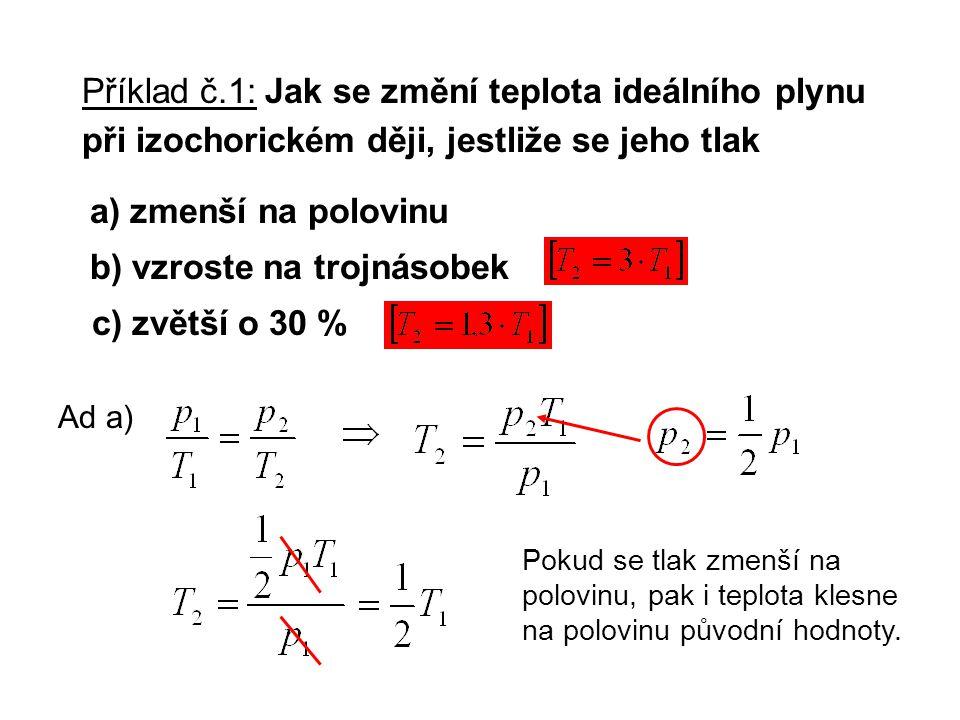 Příklad č.2: Pneumatika automobilu je nahuštěna na tlak 200 kPa.