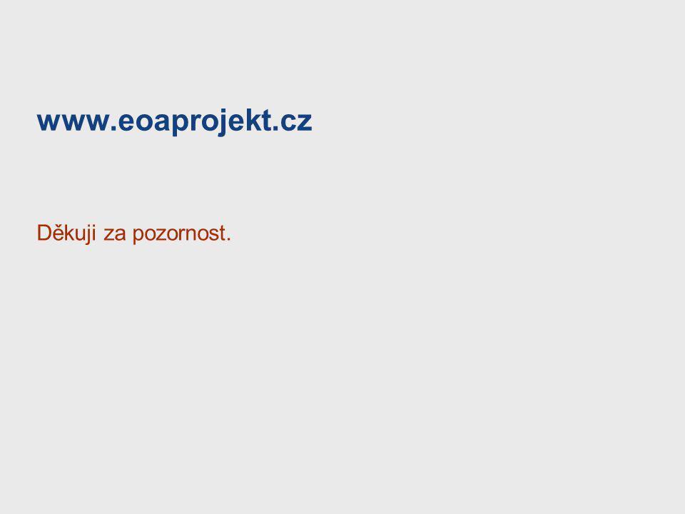 www.eoaprojekt.cz Děkuji za pozornost.