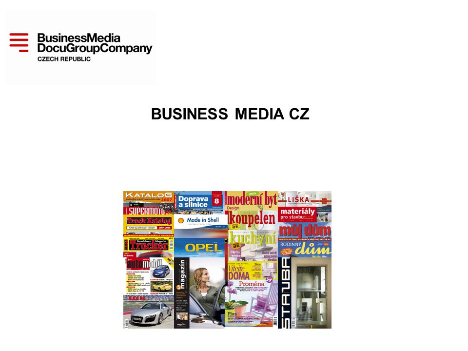 BUSINESS MEDIA CZ