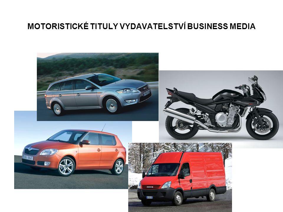 MOTORISTICKÉ TITULY VYDAVATELSTVÍ BUSINESS MEDIA