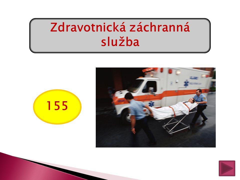 150 Hasičský záchranný sbor ČR