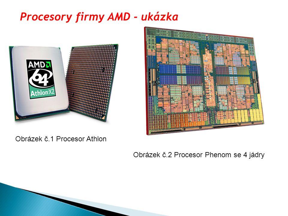Procesory firmy Intel - ukázka Obrázek č.3 Intel Core 2 Duo Obrázek č.4 Intel Xeon Prestonia