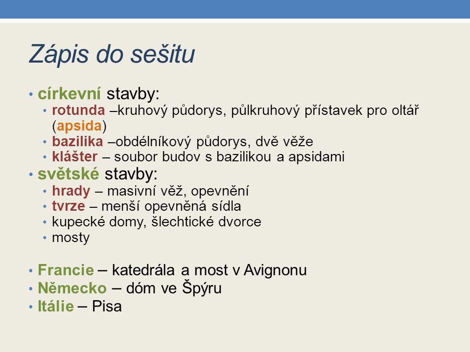 Architektura České země rotundy sv.Martina na Vyšehradě sv.