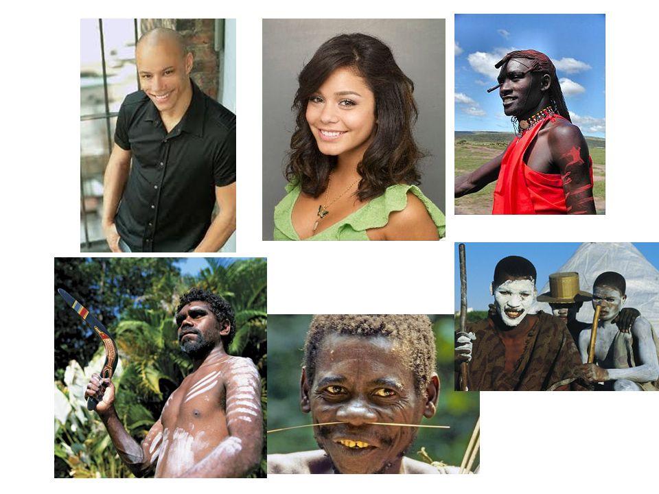 rasismus tvrdí, že odlišný vývoj různých lidských ras a etnik vede k tomu, že rasy si nejsou rovny.