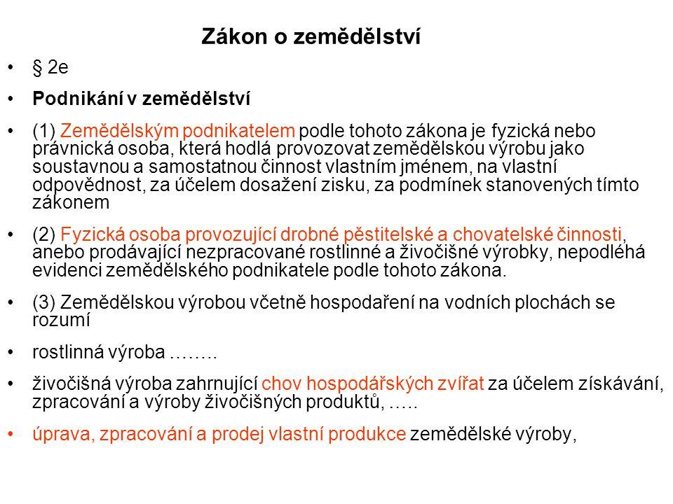 II.HYGIENA HOSPODÁŘSTVÍ PRO PRODUKCI MLÉKA A.