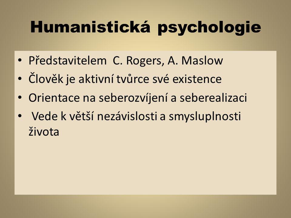 Úkol č.1 Behaviorismus ( označte možné správné odpovědi) A) zakladatelem byl J.B.