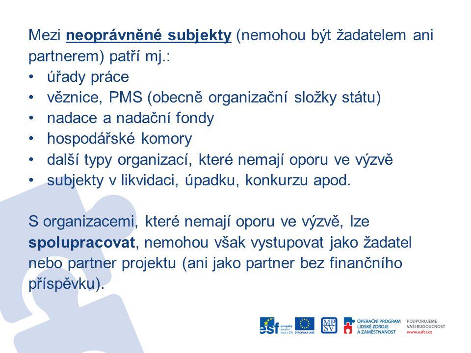 4.Vazba na trh práce Výzva č.