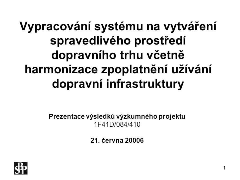 12 Sazby zpoplatnění v tarifních systémech Hlediska Limity (meze) stanovené předpisy EU.