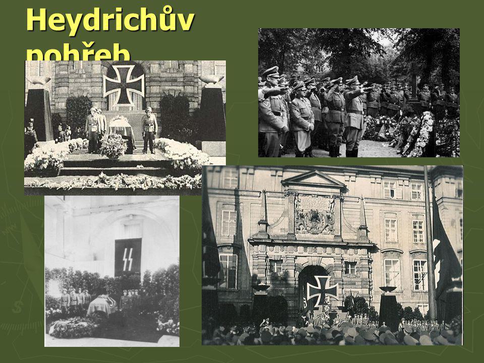 Heydrichův pohřeb