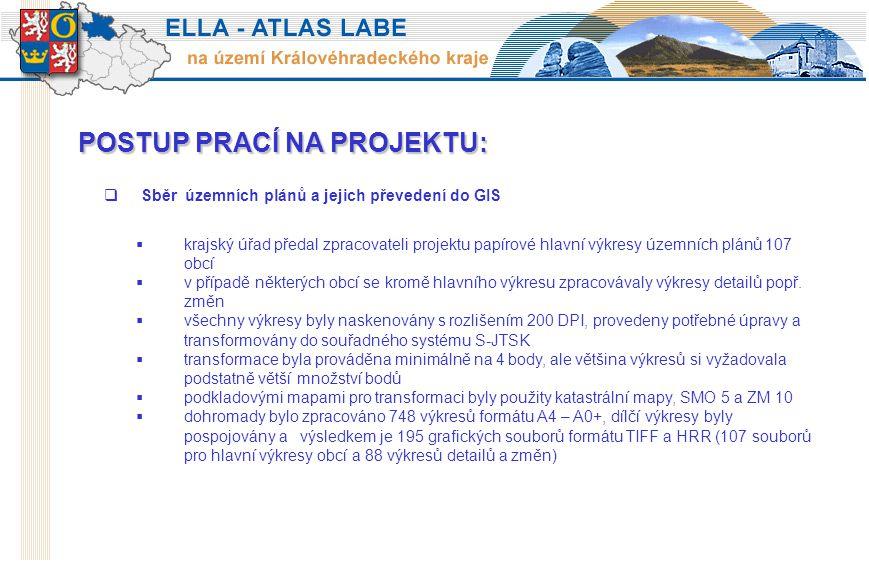 STAV ZPRACOVÁNÍ ÚPD OBCÍ K 31.7. 2005